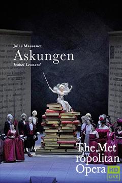 Bild på filmaffish  Askungen - Opera MET