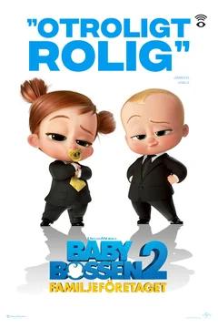 Bild på filmaffish  Baby-Bossen 2: Familjeföretaget (Sv. tal)