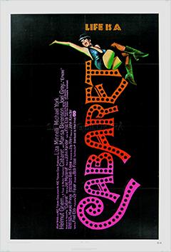 Bild på filmaffish  Filmklubb - Cabaret