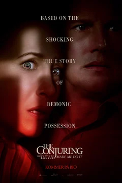 Bild på filmaffish  The Conjuring: The Devil Made Me Do It