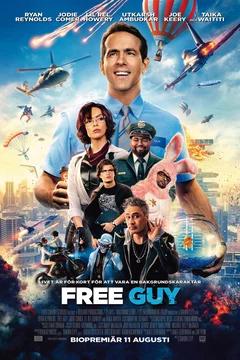 Bild på filmaffish  Free Guy