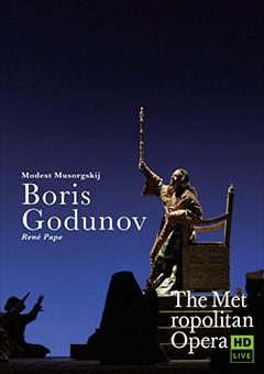 Bild på filmaffish  Boris Godunov - Opera MET