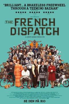 Bild på filmaffish  The French Dispatch