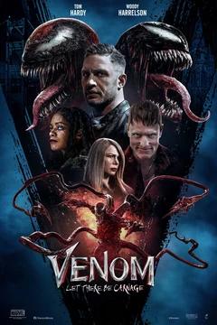 Bild på filmaffish  Venom - Let there be carnage